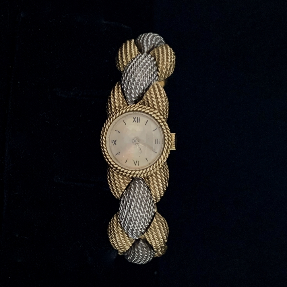 Sterlé Armbandhorloge 1980