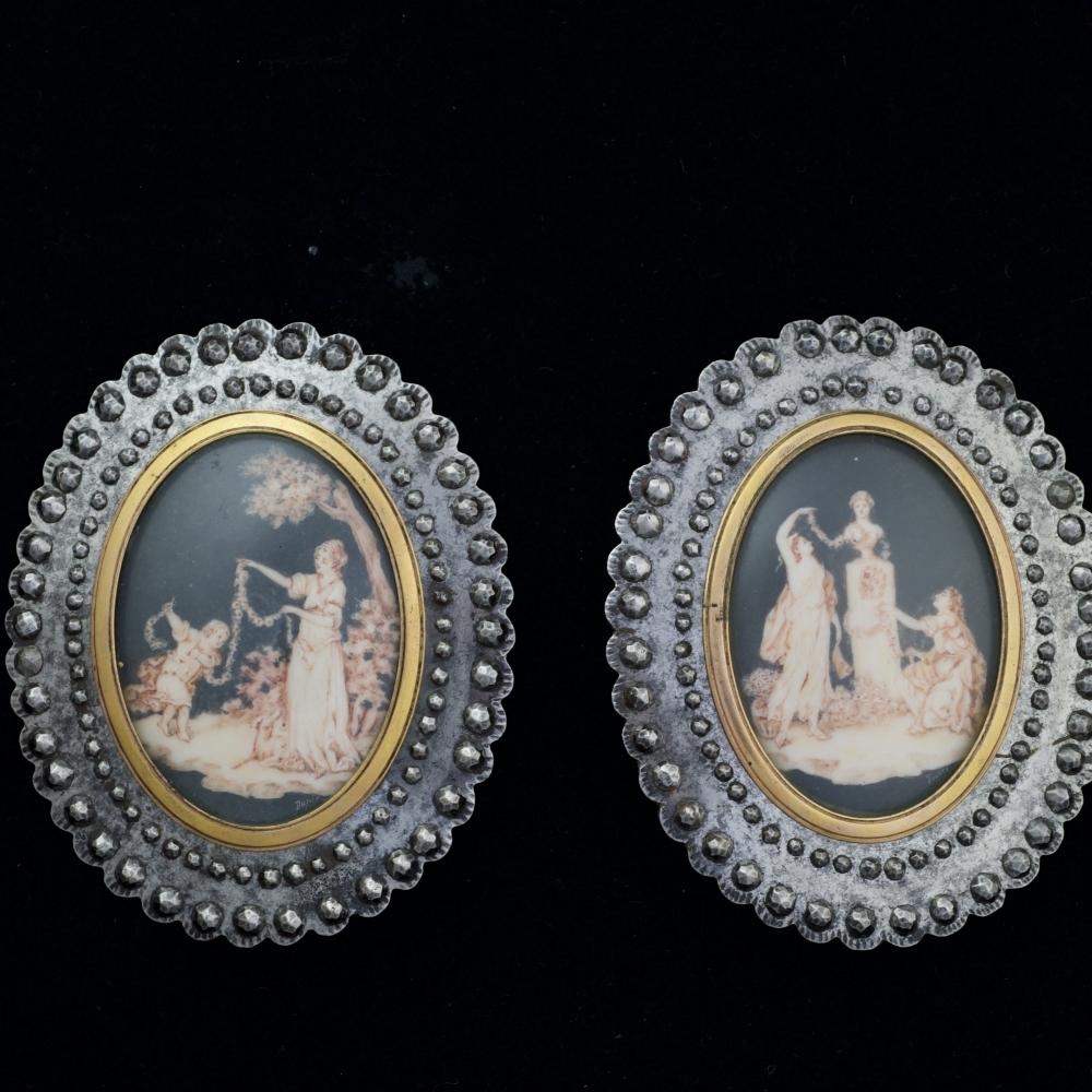 Schoengespen Louis XVI