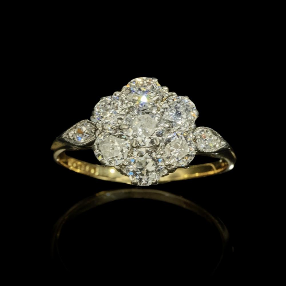 Edwardian Ring