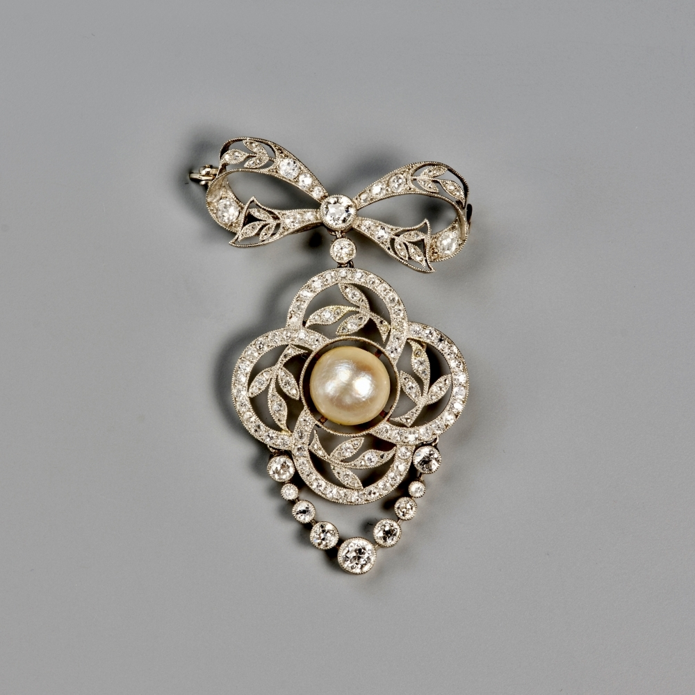 Belle Epoque Broche/Hanger