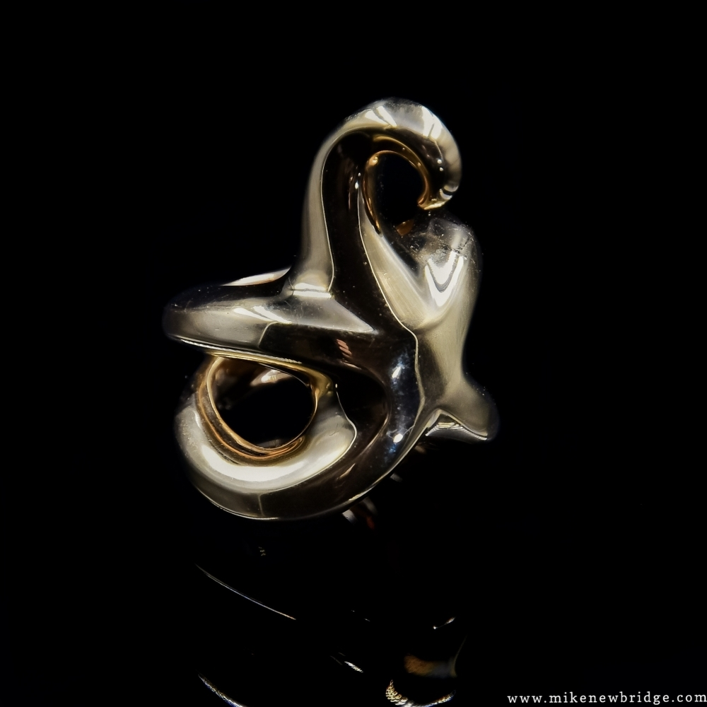 Boucheron zeester ring