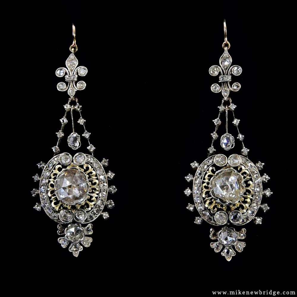 Juwelen Oorbellen, Louis Philippe