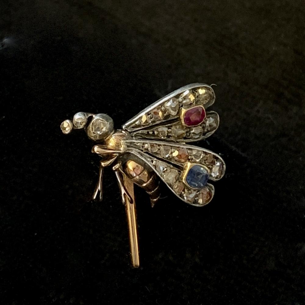 Vlinder speld