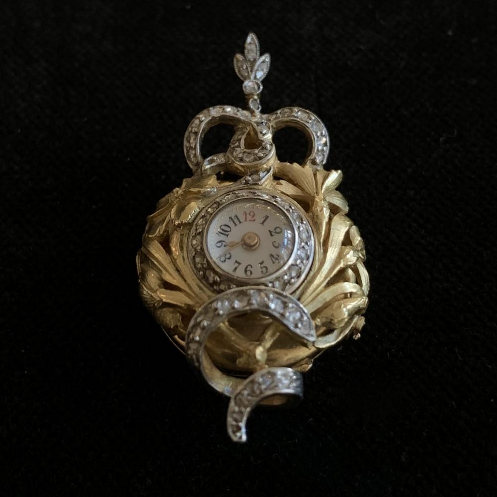 Art Nouveau horloge