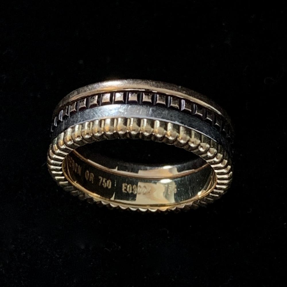 Boucheron ring Quatre Classicque