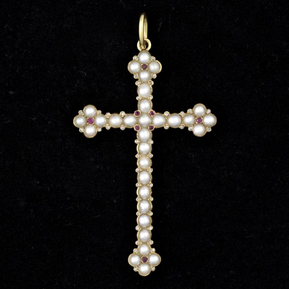 Antiek kruis