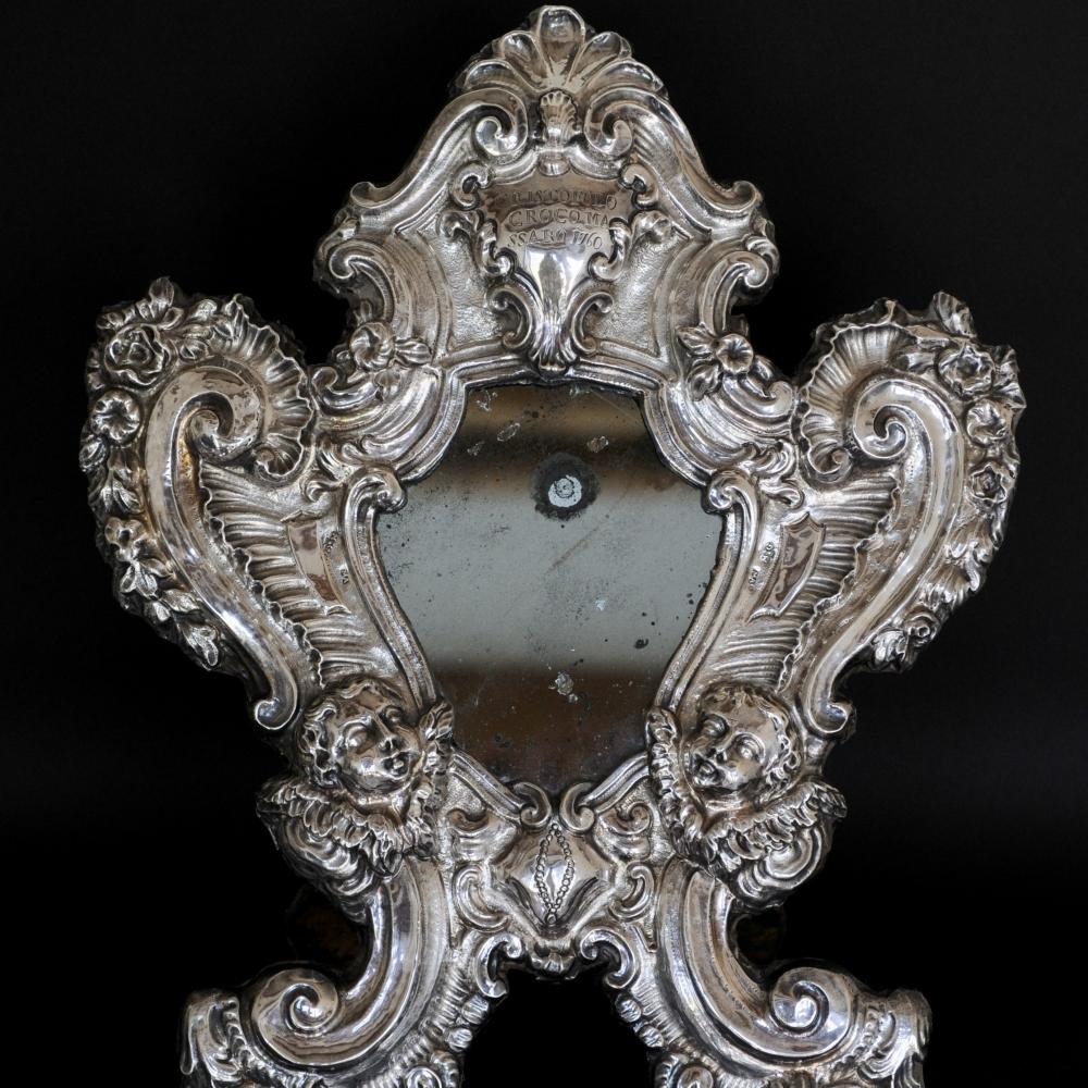 Rococo Tafelspiegel