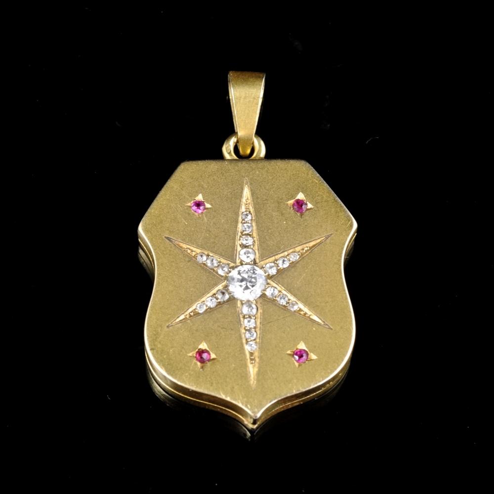 Antieke medaillon