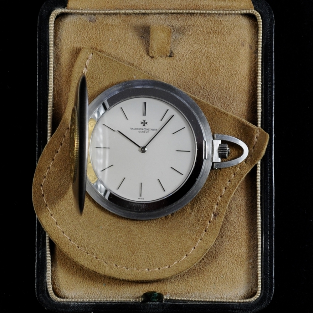gouden munt horloge