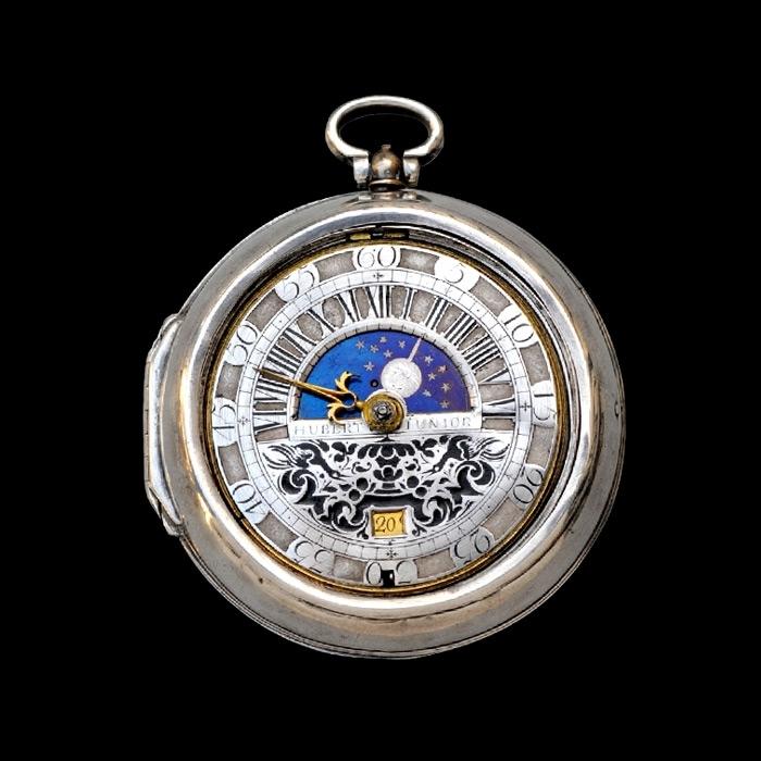 Antiek astronomisch horloge
