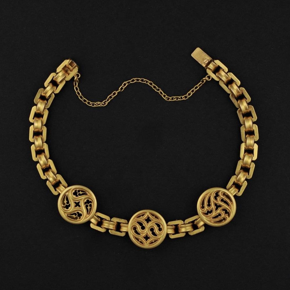 Neogotische armband