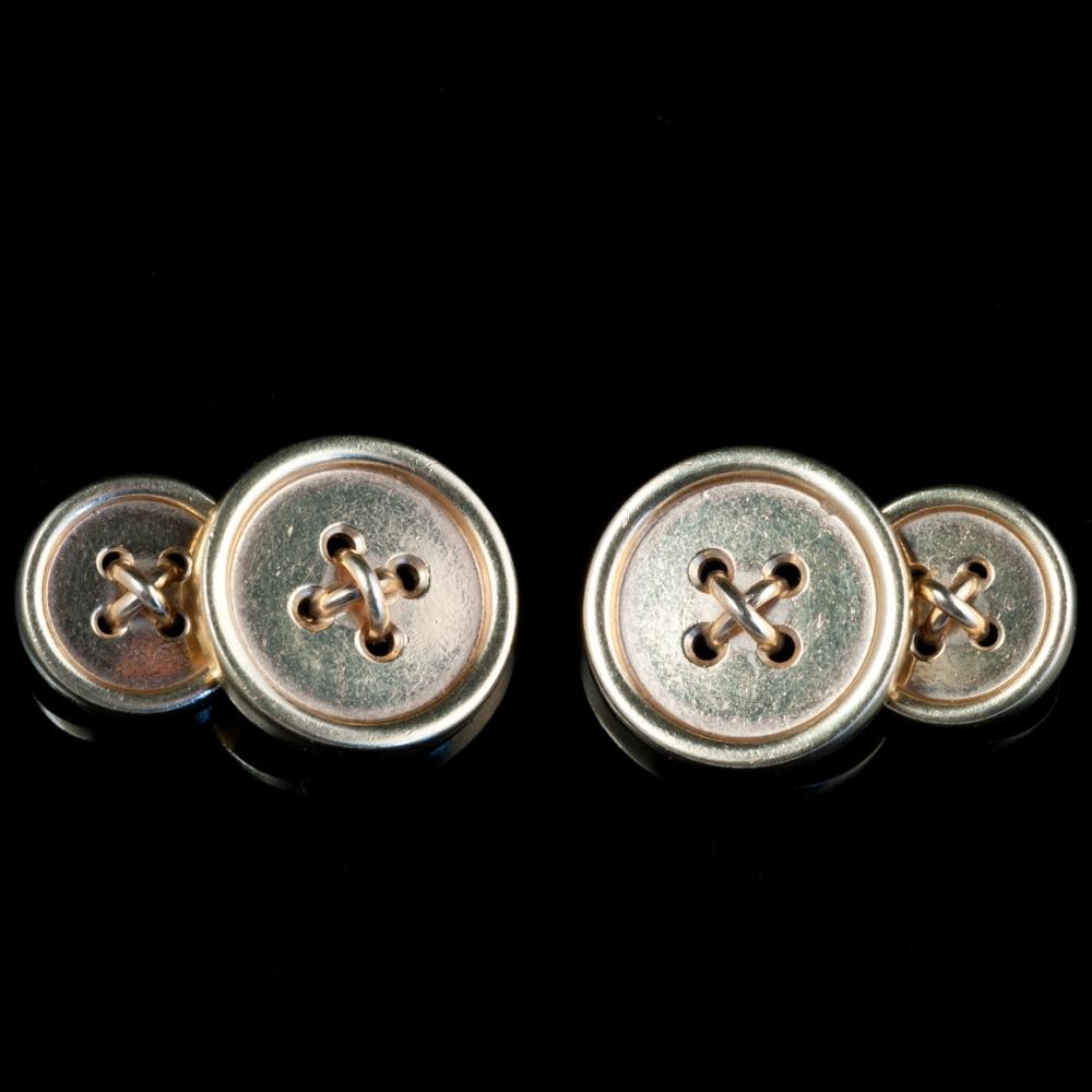 Antieke manchetknopen Tiffany & Co