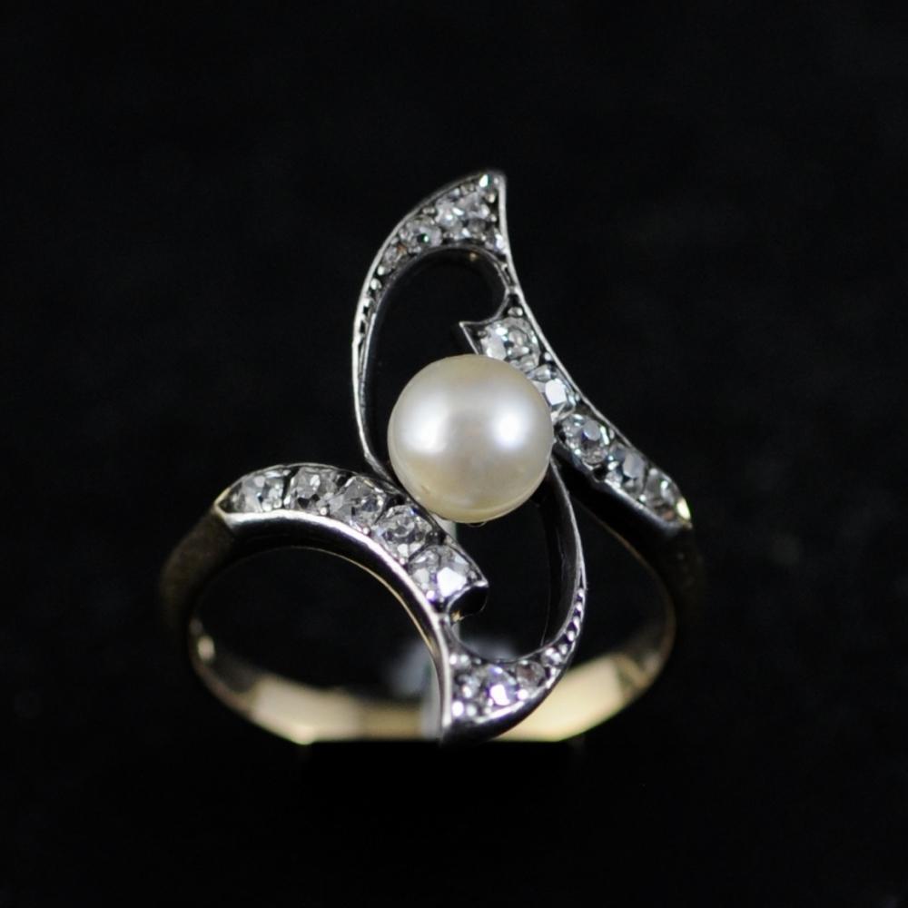 Ring Belle Epoque