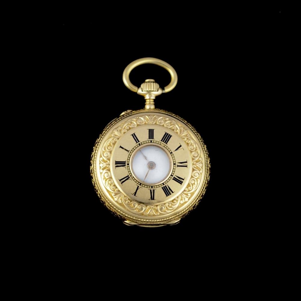 Dames remontoir-horloge