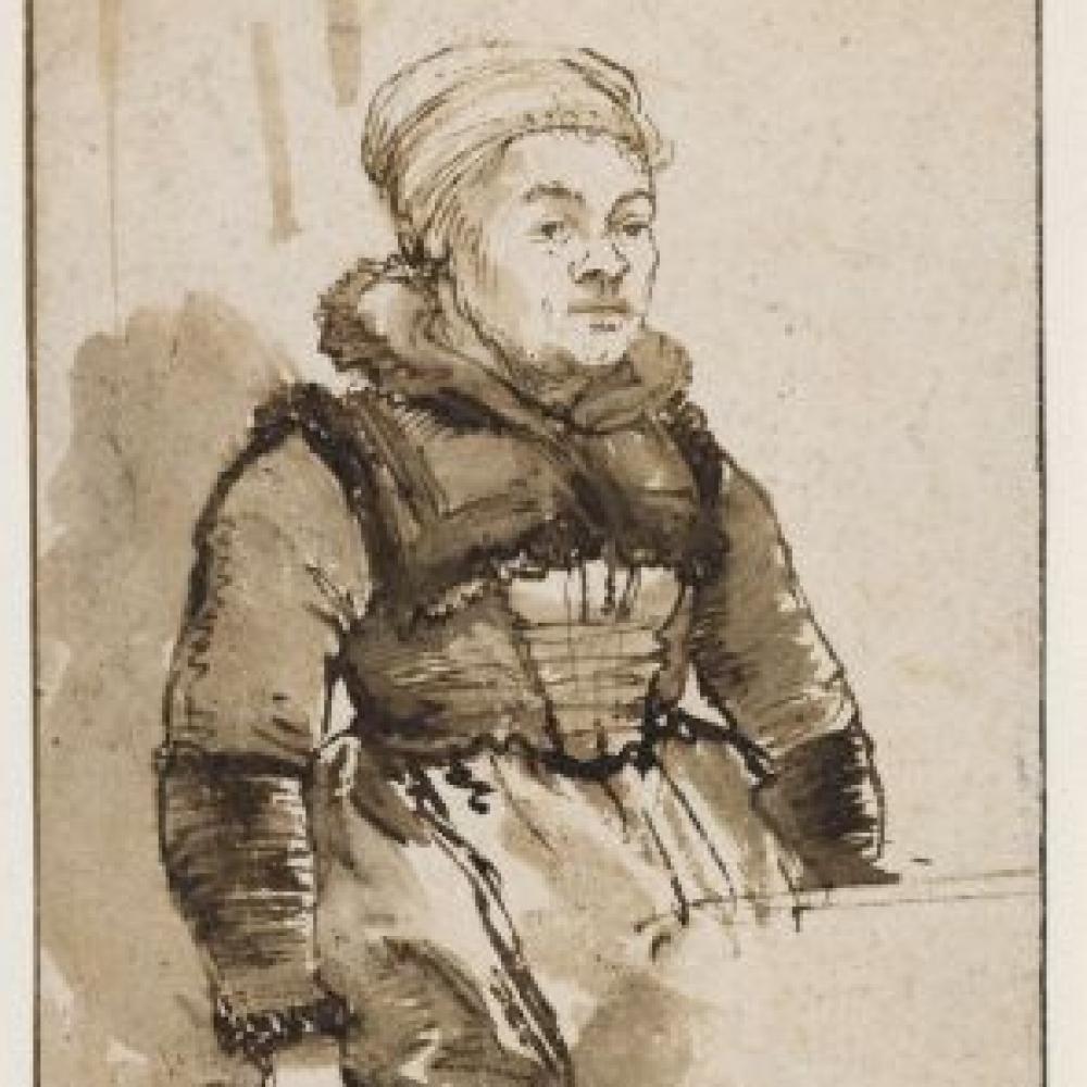 Rembrandt, Geertje en Saskia's juwelen