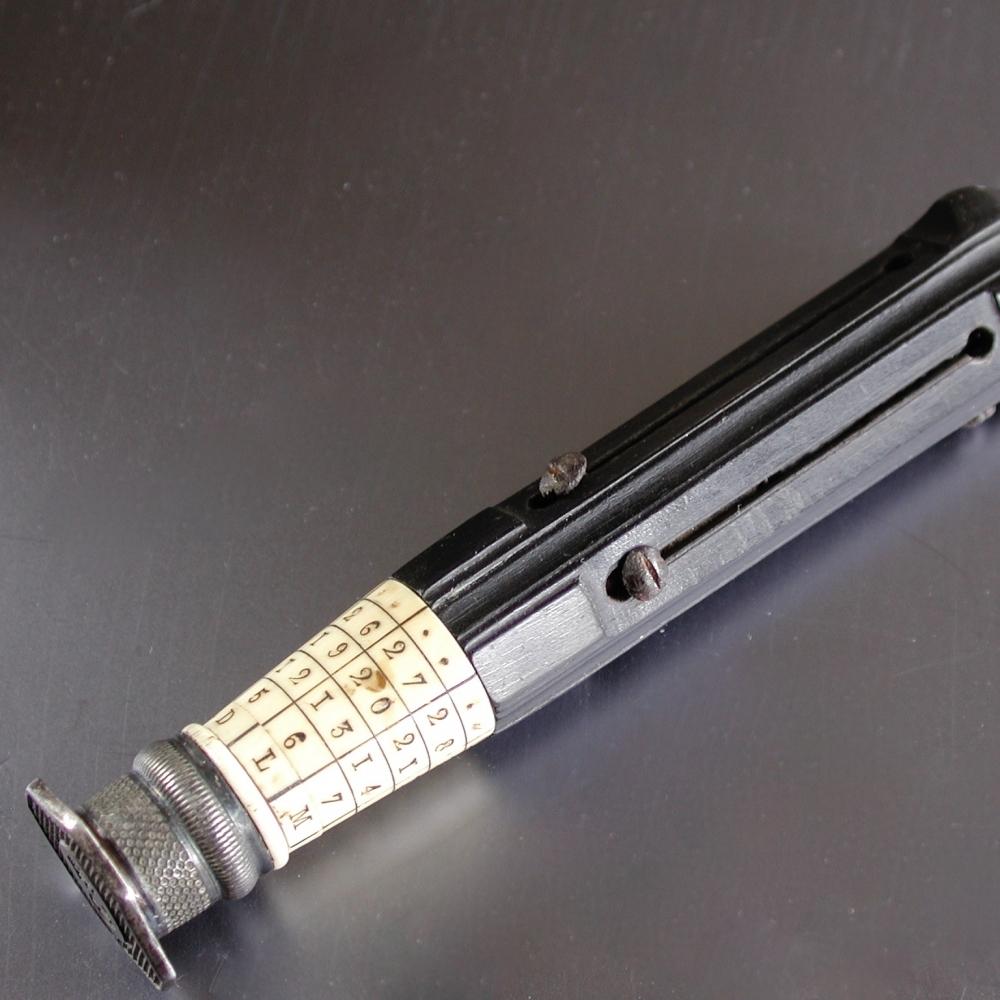 Wetenschappelijk instrumentje