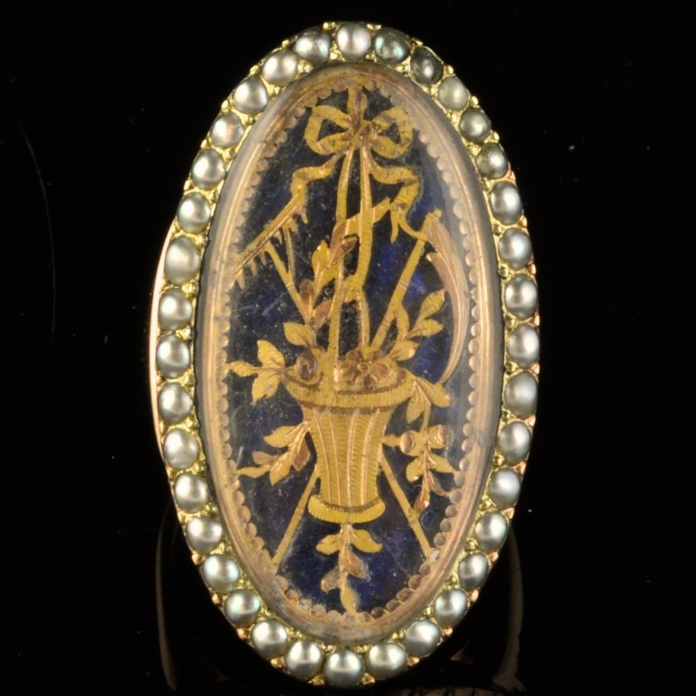 Ring Louis XVI