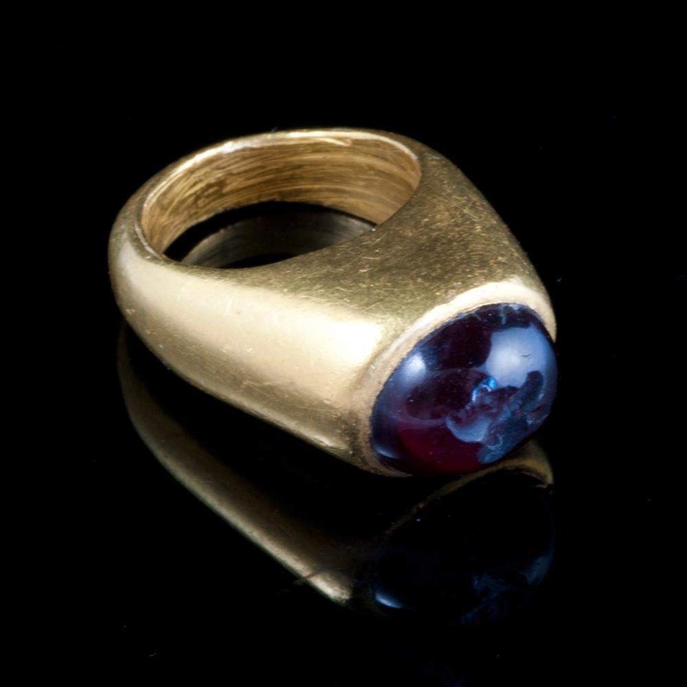 Romeinse ring, 1e eeuw AD