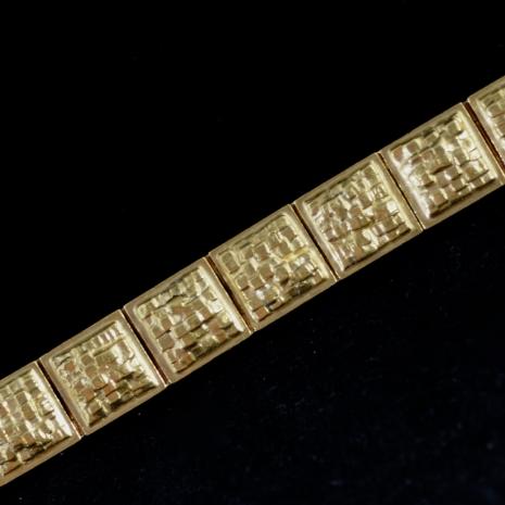 Dutch panel bracelet