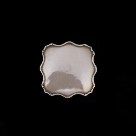 antique miniature  salver