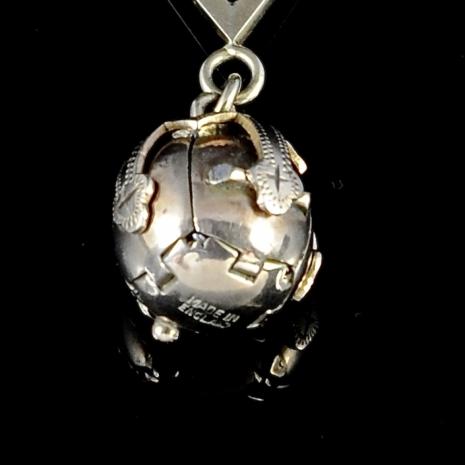 Masonic Ball Charm