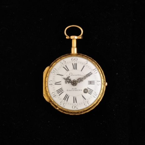 Pocket watch-repeater