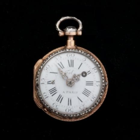 Antique pocketwatch Louis XVI