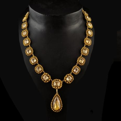 Napoleonic Necklace