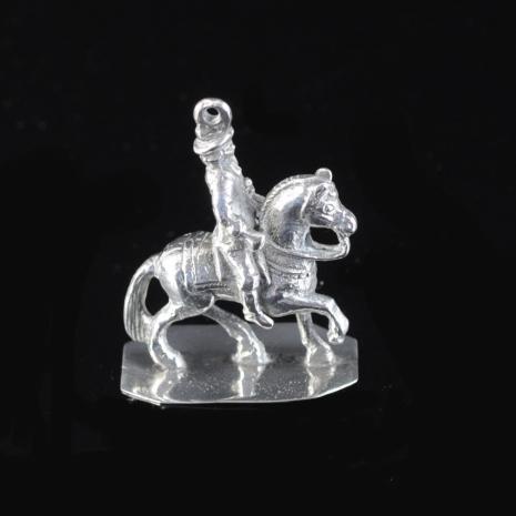 Miniature Horseman