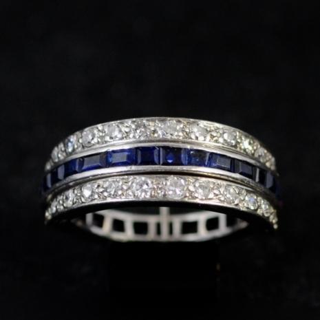 Ring Art-Deco