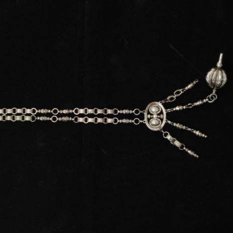 Cut Steel watch chain