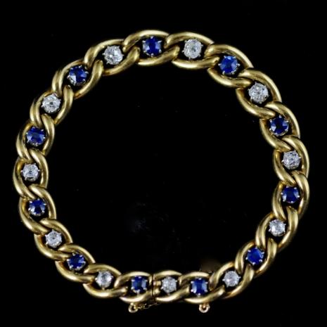 Solid link Bracelet