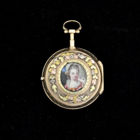 Louis XVI pocket watch