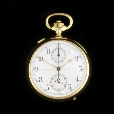 Pocket watch, Rattrapante
