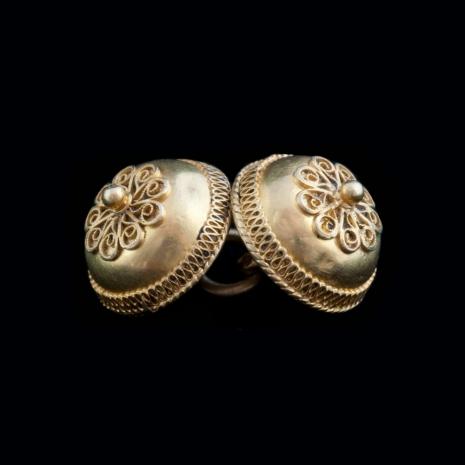 Antique Dutch buttons