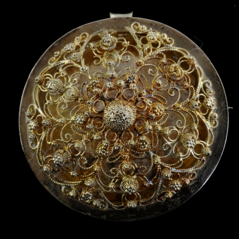 Antique Dutch Brooch