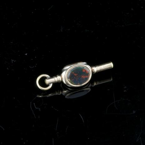 Antique watch key